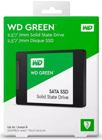 Disco 480gb SSD WESTERN DIGITAL